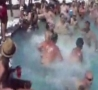 Funny Links - One Punch KO In Vegas Pool