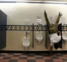 Funny Links - Peeing Upside Down