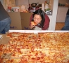 Funny Pictures - Pizza Heaven