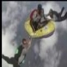 Cool Links - Skydiving Stunt Very Cool