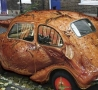 Cool Pictures - Roast Chicken Car