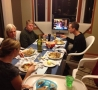 Funny Links - Skyping in for Dinner