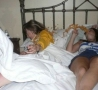 Funny Pictures - Sleepover Nightmare