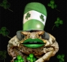 St. Patricks Day - St. Pattricks Frog