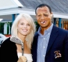 Celebrities - Tiger Woods Holiday Card