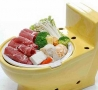 Cool Pictures - Toilet Food Platter