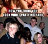 Funny Pictures - Truth About Partying