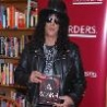 Celebrities - Slash Book Signing