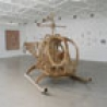 Cool Pictures - Helicopter Made Of Wood