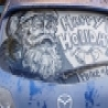 Cool Pictures - Dirty Car Window Art Gallery